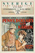 Penny of Top Hill Trail 1925 poster Bessie Love