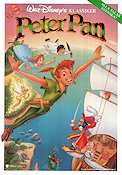 Peter Pan 1953 Movie poster