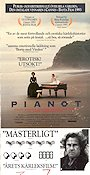 The Piano 1992 poster Holly Hunter Jane Campion