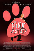 The Pink Panther 2006 Movie poster Steve Martin
