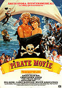The Pirate Movie 1982 poster Kristy McNichol Ken Annakin
