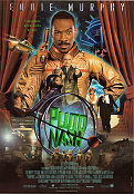 Pluto Nash 2002 Movie poster Eddie Murphy