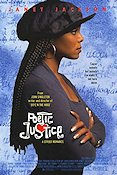 Poetic Justice 1993 Movie poster Janet Jackson