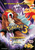 Pokemon 3 The Movie 2000 poster