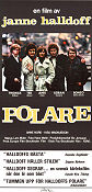 Polare 1976 poster Thomas Hellberg Jan Halldoff