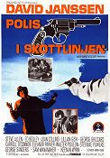 Warning Shot 1967 poster David Janssen