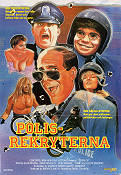 Recruits 1986 Movie poster Alan Deveau Rafal Zielinski