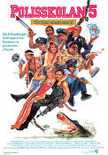 Police Academy 5 1988 poster Bubba Smith