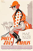 Polly of the Circus 1917 poster Mae Marsh Edwin L Hollywood