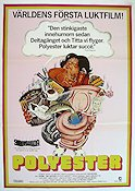 Polyester 1982 Movie poster Divine John Waters