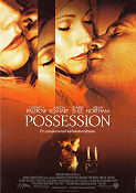 Possession 2002 Movie poster Gwyneth Paltrow