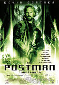 The Postman 1997 poster Kevin Costner