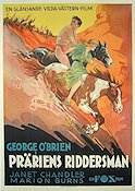 The Golden West 1932 poster George O´Brien