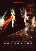 Predators 2010 Movie poster Adrien Brody