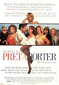 Pret-a-Porter 1994 Movie poster Sophia Loren Robert Altman