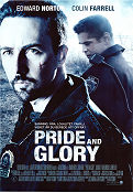 Pride and Glory 2008 poster Edward Norton