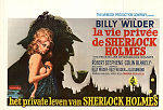 The Private Life of Sherlock Holmes 1970 poster Robert Stephens Billy Wilder