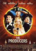 The Producers 2005 Movie poster Nathan Lane
