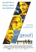 Proof 2005 Movie poster Gwyneth Paltrow