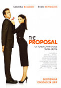 The Proposal 2009 poster Sandra Bullock Anne Fletcher