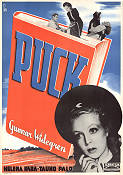 Puck 1942 Movie poster Helena Kara Hannu Leminen