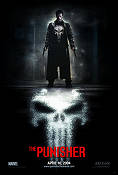 The Punisher 2004 Movie poster John Travolta
