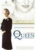 The Queen 2006 poster Helen Mirren Stephen Frears