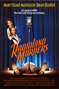 Radioland Murders 1994 Movie poster Mary Stuart Masterson
