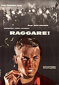 Raggare 1959 Movie poster Hans Wahlgren Olle Hellbom