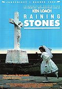 Raining Stones 1993 Movie poster Ken Loach