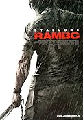 Rambo 2008 Movie poster Sylvester Stallone