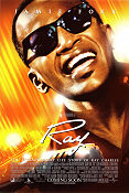 Ray 2004 Movie poster Jamie Foxx
