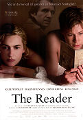 The Reader 2009 poster Kate Winslet Stephen Daldry