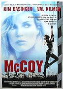 The Real McCoy 1993 Movie poster Kim Basinger