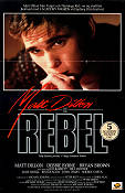 Rebel 1985 poster Matt Dillon
