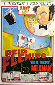 Reid Fleming World´s Toughest Milkman 1983 poster
