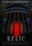 The Relic 1995 Movie poster Penelope Ann Miller Peter Hyamns
