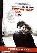 Remember Me 2010 Movie poster Robert Pattinson