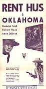 Return of the Bad Men 1947 poster Randolph Scott
