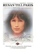 La provinciale 1980 Movie poster Angela Winkler Claude Goretta