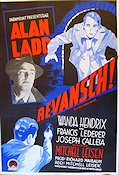 Captain Carey USA 1950 poster Alan Ladd