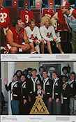 Revenge of the Nerds 1984 lobby card set Robert Carradine