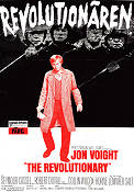 The Revolutionary 1970 Movie poster Jon Voight Paul Williams