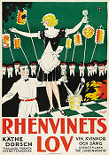 Die Lindenwirtin 1930 Movie poster K�the Dorsch
