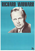 Richard Widmark stock poster 1958 Movie poster Richard Widmark