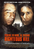 Righteous Kill 2008 poster Robert De Niro