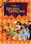 The Hunchback of Notre Dame 1996 poster Demi Moore Gary Trousdale