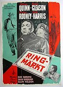 Requiem for a Heavyweight 1963 Movie poster Anthony Quinn