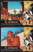 The Road to El Dorado 2000 lobby card set