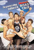 Road Trip 2000 Movie poster Breckin Meyer